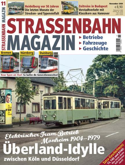 Straßenbahn Magazin October 23, 2020 00:00