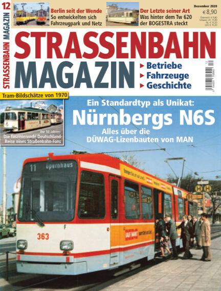 Straßenbahn Magazin November 20, 2020 00:00