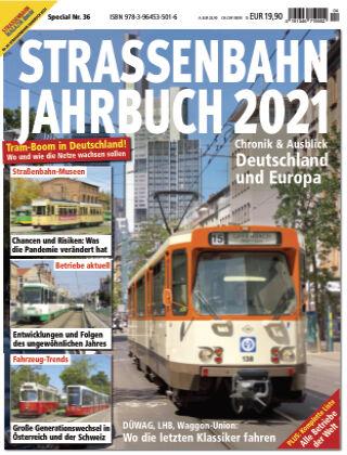 Straßenbahn Magazin Jahrbuch%202021
