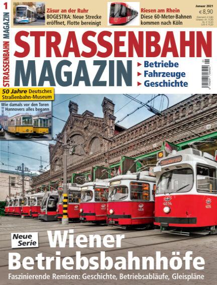Straßenbahn Magazin December 18, 2020 00:00