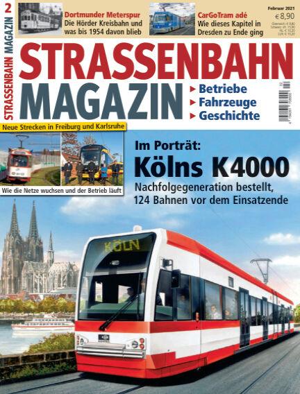Straßenbahn Magazin January 29, 2021 00:00