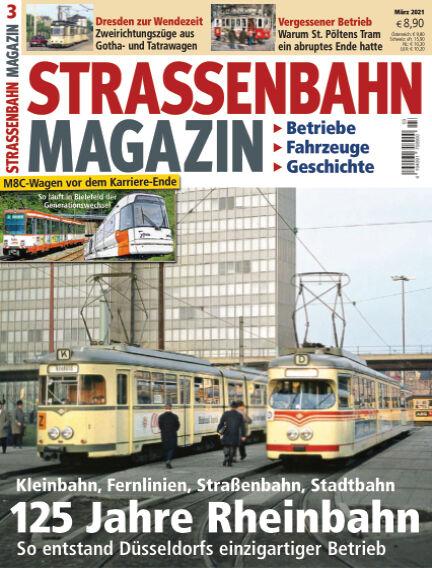 Straßenbahn Magazin February 26, 2021 00:00