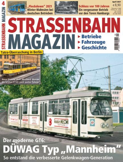 Straßenbahn Magazin March 26, 2021 00:00