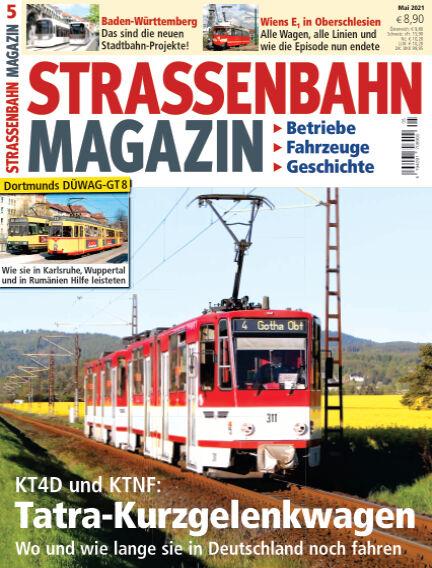 Straßenbahn Magazin April 23, 2021 00:00