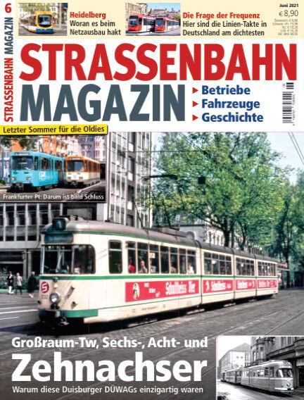 Straßenbahn Magazin May 28, 2021 00:00