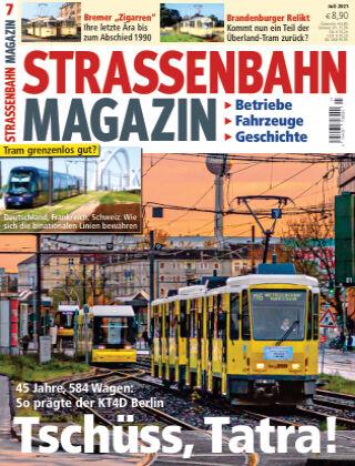 Straßenbahn Magazin 07_2021