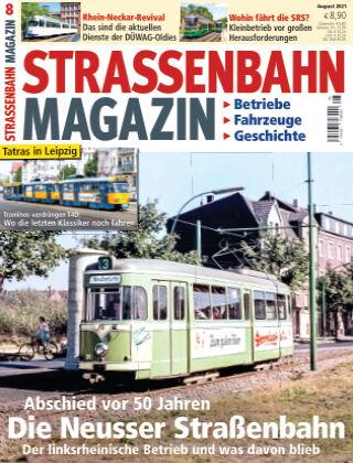 Straßenbahn Magazin 08_2021