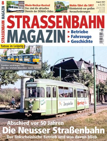 Straßenbahn Magazin July 23, 2021 00:00