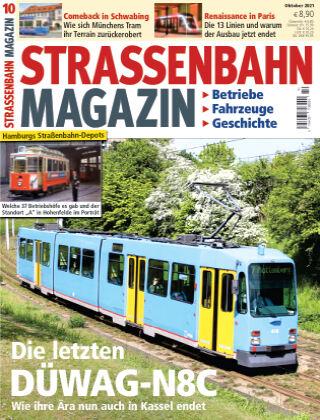 Straßenbahn Magazin 10_2021