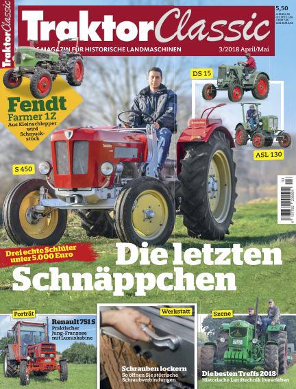 Traktor Classic March 01, 2018 00:00