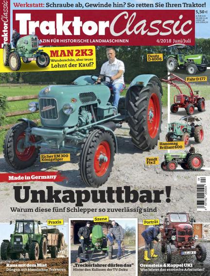 Traktor Classic May 03, 2018 00:00