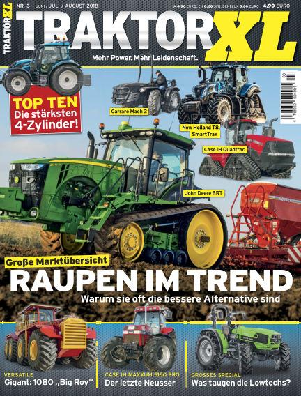 Traktor Classic May 05, 2018 00:00