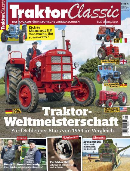Traktor Classic July 05, 2018 00:00