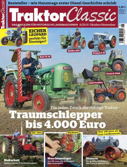 Traktor Classic September 05, 2019 00:00