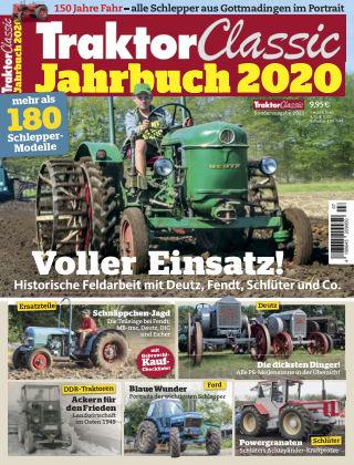 Traktor Classic Jahrbuch_2020