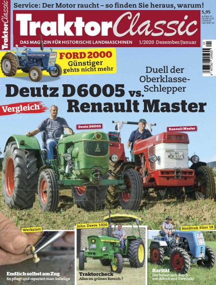 Traktor Classic October 30, 2019 00:00