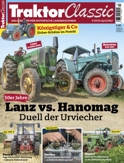 Traktor Classic March 05, 2020 00:00