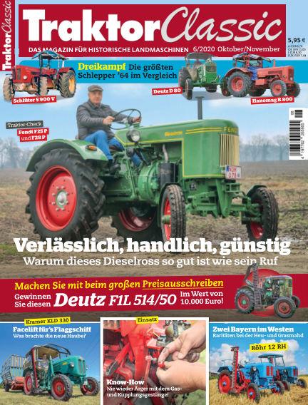Traktor Classic September 03, 2020 00:00