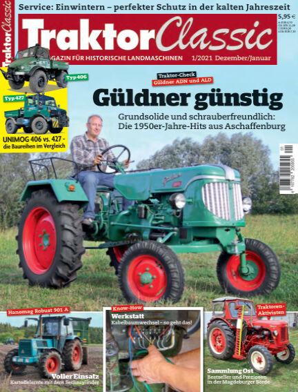 Traktor Classic November 05, 2020 00:00