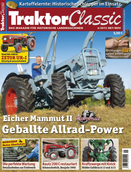 Traktor Classic September 16, 2013 00:00