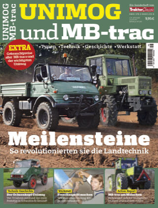 Traktor Classic Unimog und MB-Trac