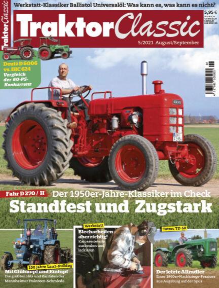 Traktor Classic July 01, 2021 00:00