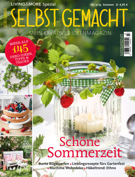 Selbst Gemacht May 08, 2019 00:00