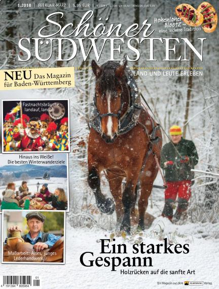 Schöner Südwesten February 10, 2018 00:00