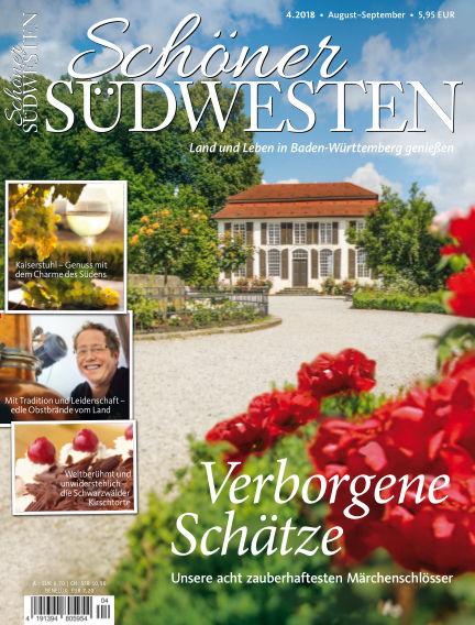 Schöner Südwesten July 07, 2018 00:00