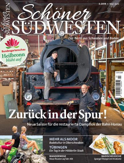 Schöner Südwesten May 03, 2019 00:00
