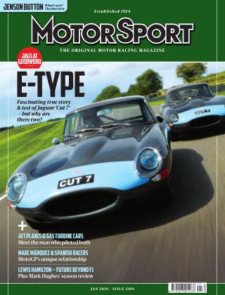 Motor Sport January 2018