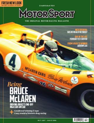 Motor Sport October 2017
