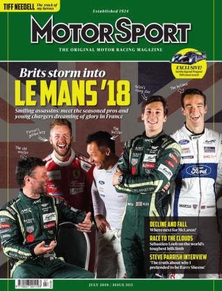 Motor Sport July2018