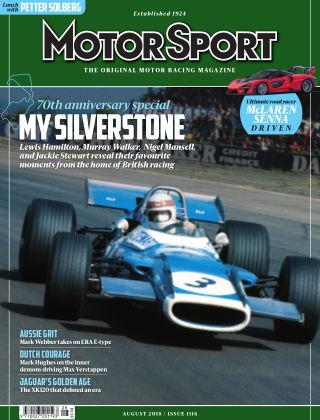 Motor Sport August2018