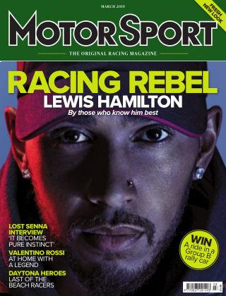 Motor Sport March2019