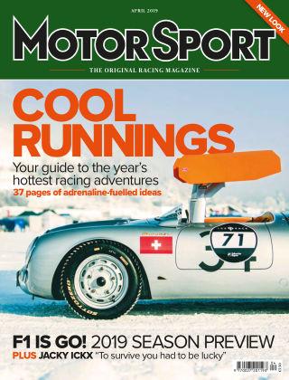 Motor Sport April2019