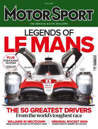 Motor Sport June2019
