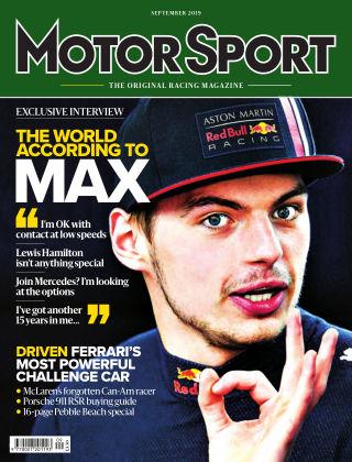 Motor Sport September 2019