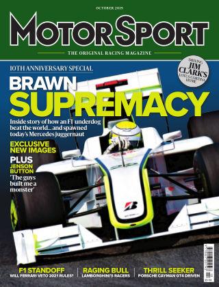 Motor Sport October 2019