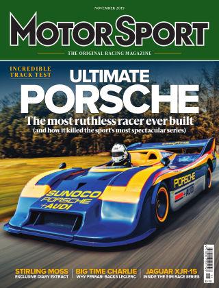 Motor Sport November 2019