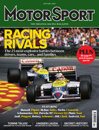 Motor Sport January 2020
