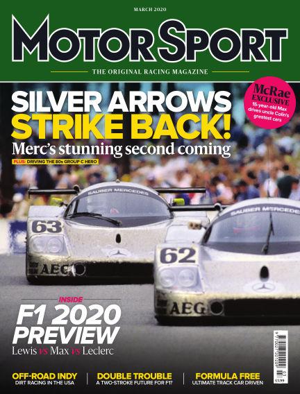 Motor Sport February 05, 2020 00:00
