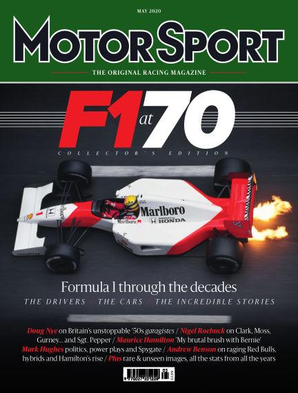 Motor Sport March 31, 2020 00:00
