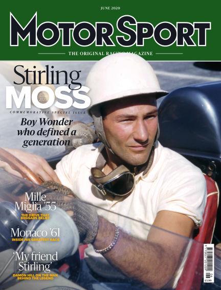Motor Sport April 28, 2020 00:00