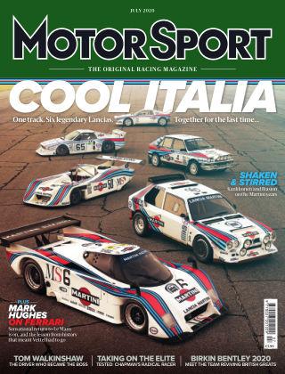 Motor Sport July 2020