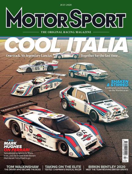 Motor Sport May 26, 2020 00:00