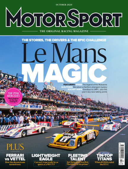 Motor Sport August 25, 2020 00:00