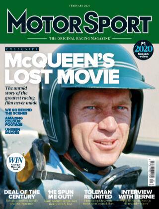 Motor Sport February 2021