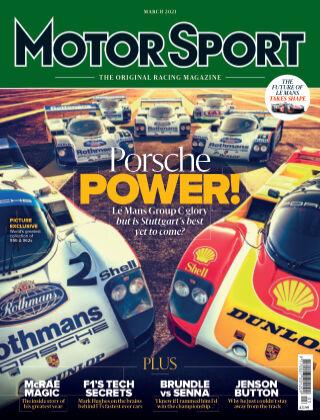 Motor Sport March 2021