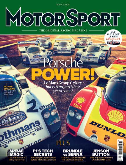 Motor Sport February 02, 2021 00:00